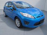 2013 Ford Fiesta Blue Candy