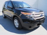 2013 Tuxedo Black Metallic Ford Explorer FWD #70925844