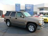 2004 Sandalwood Metallic Chevrolet Tahoe LS 4x4 #70925817