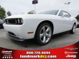 2013 Bright White Dodge Challenger SXT Plus #70925788