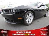 2013 Pitch Black Dodge Challenger R/T #70925785