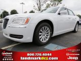 2013 Bright White Chrysler 300  #70925764