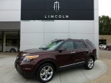 2012 Cinnamon Metallic Ford Explorer Limited 4WD #70963260
