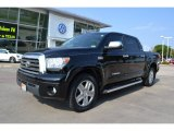 2008 Black Toyota Tundra Limited CrewMax #70963502