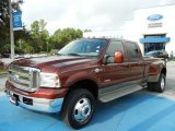 2007 Ford F350 Super Duty King Ranch Crew Cab 4x4 Dually Data, Info and Specs