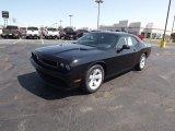 2013 Pitch Black Dodge Challenger SXT #70963414