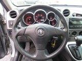 2007 Toyota Matrix  Steering Wheel