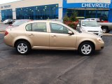 2007 Sandstone Metallic Chevrolet Cobalt LT Sedan #70963143