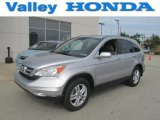 2010 Alabaster Silver Metallic Honda CR-V EX-L AWD #70963108