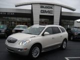 2010 White Diamond Tricoat Buick Enclave CXL AWD #70963311