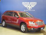 2004 Inferno Red Pearl Chrysler Pacifica AWD #70963078