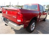 2012 Deep Cherry Red Crystal Pearl Dodge Ram 1500 Big Horn Crew Cab 4x4 #70963595