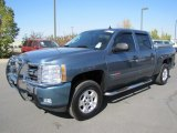 2007 Chevrolet Silverado 1500 LT Crew Cab 4x4 Data, Info and Specs