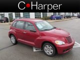 2007 Inferno Red Crystal Pearl Chrysler PT Cruiser  #70963056