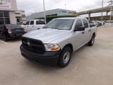 2012 Bright Silver Metallic Dodge Ram 1500 ST Crew Cab #70963515