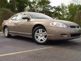 2006 Amber Bronze Metallic Chevrolet Monte Carlo LTZ #7065179