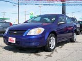2007 Pace Blue Chevrolet Cobalt LS Sedan #7065805