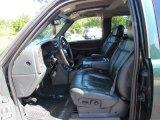 2001 GMC Sierra 3500 Interiors