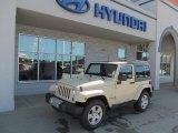 2011 Sahara Tan Jeep Wrangler Sahara 4x4 #71009937