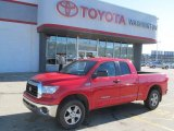 2009 Radiant Red Toyota Tundra Double Cab 4x4 #71009936