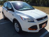 2013 Oxford White Ford Escape S #71010461
