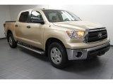 2010 Sandy Beach Metallic Toyota Tundra CrewMax #71010179