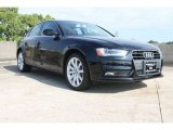 2013 Brilliant Black Audi A4 2.0T Sedan #71010429
