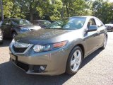 2010 Polished Metal Metallic Acura TSX Sedan #71010421