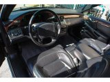 2001 Cadillac DeVille Interiors