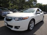 2010 Premium White Pearl Acura TSX Sedan #71010413
