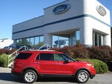 2011 Bordeaux Reserve Red Metallic Ford Explorer XLT 4WD #71009828