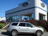 2008 Platinum Metallic Buick Enclave CX #71009827