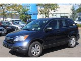 2009 Royal Blue Pearl Honda CR-V EX 4WD #71010401