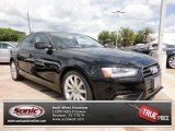 2013 Brilliant Black Audi A4 2.0T Sedan #71010089