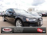 2013 Brilliant Black Audi A4 2.0T quattro Sedan #71010088