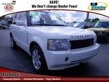 2006 Chawton White Land Rover Range Rover HSE #71010368