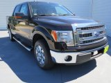 2013 Kodiak Brown Metallic Ford F150 XLT SuperCrew #71010063