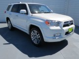 2013 Blizzard White Pearl Toyota 4Runner Limited #71010060