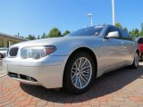 2003 Titanium Silver Metallic BMW 7 Series 745Li Sedan #71010332