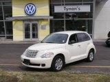 2007 Cool Vanilla White Chrysler PT Cruiser  #7061641