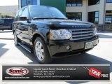2007 Java Black Pearl Land Rover Range Rover HSE #71010314