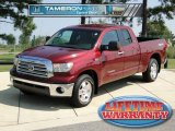 2007 Salsa Red Pearl Toyota Tundra SR5 TRD Double Cab #71010312
