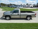 2003 Chevrolet Silverado 1500 LS Regular Cab Data, Info and Specs