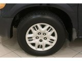 Dodge Caravan 2004 Wheels and Tires