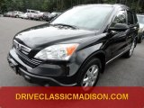 2010 Crystal Black Pearl Honda CR-V LX AWD #71010259