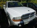 2004 Bright White Dodge Dakota SLT Club Cab 4x4 #71062733