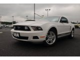 2011 Performance White Ford Mustang V6 Coupe #71063101