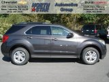 2013 Tungsten Metallic Chevrolet Equinox LT AWD #71062725