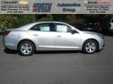 2013 Silver Ice Metallic Chevrolet Malibu LS #71062720