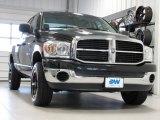 2007 Black Dodge Ram 1500 SLT Quad Cab 4x4 #71063064